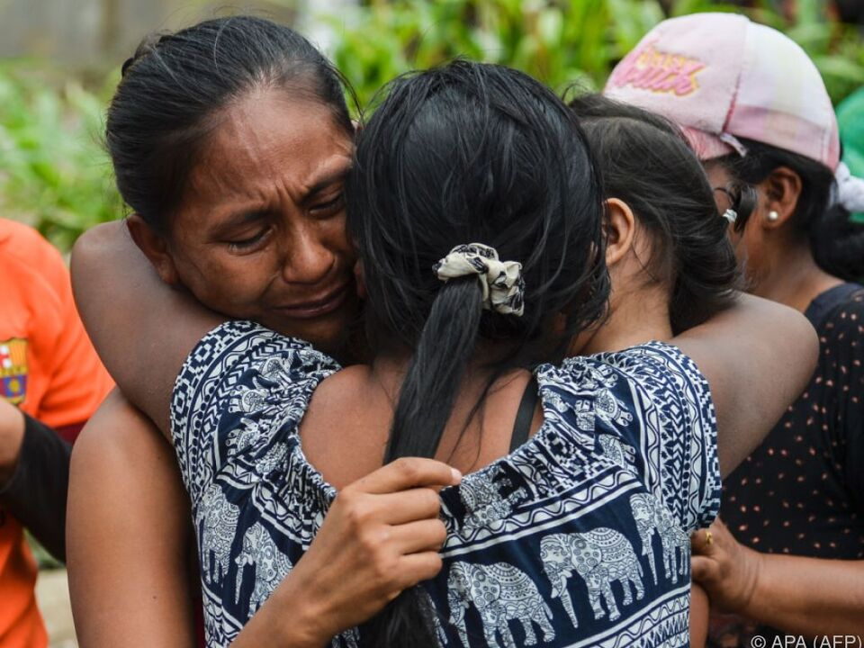 Mehr als 250 Menschen kamen ums Leben