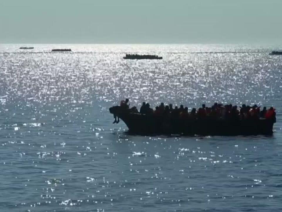 Mindestens 20 Flüchtlinge vor Küste Libyens ertrunken