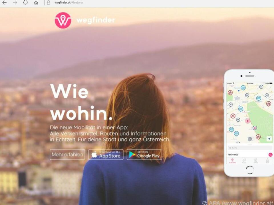 Neuer Routenplaner für Österreich