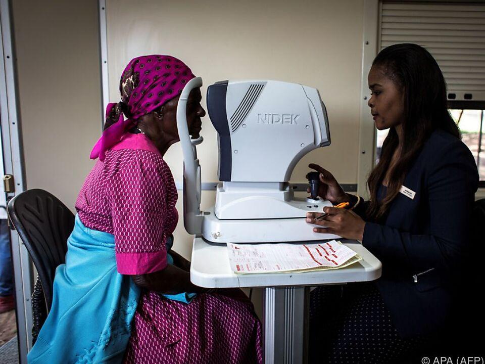 NGO kümmert sich um Augengesundheit und noch mehr