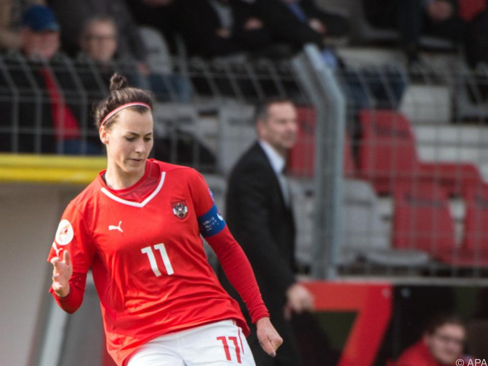 ÖFB-Frauen haben sich erstmals für EM qualifiziert
