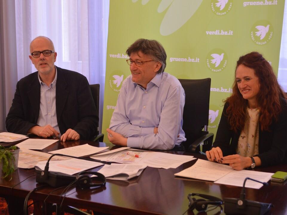 Grüne Heiss Foppa Dello Sbarba pk_gesundheitsreform2