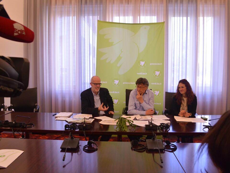 Grüne Heiss Foppa Dello Sbarba pk_gesundheitsreform3