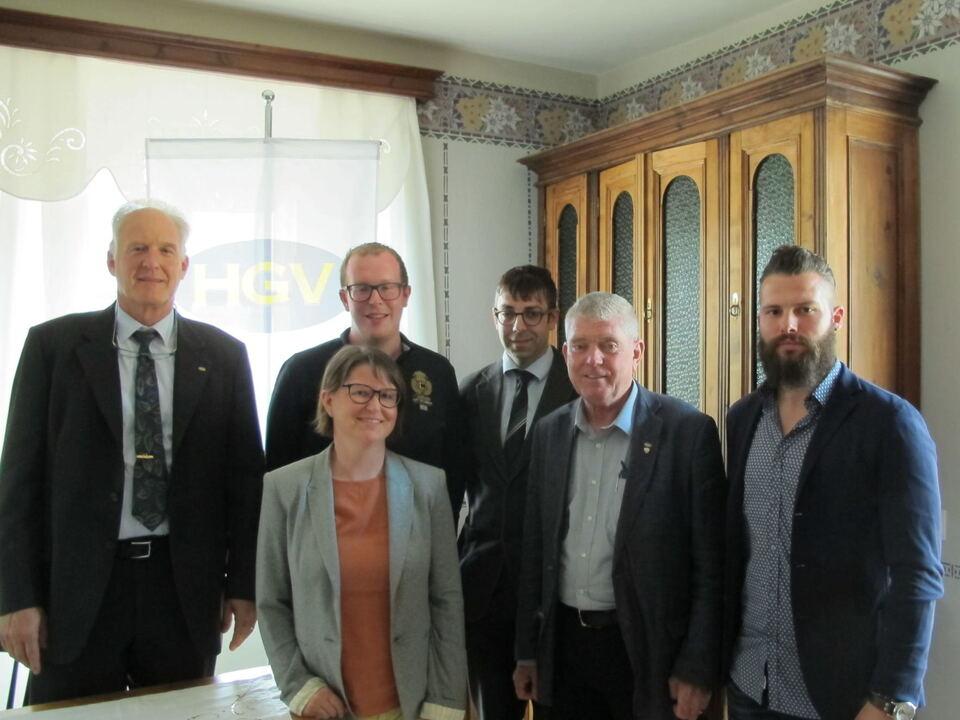 HGV Ortsversammlung Latsch