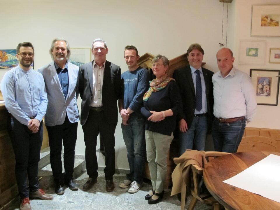 HGV Ortsausschuss Tisens