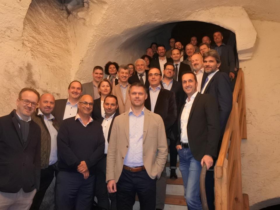 ICT Unternehmerverband Treffen