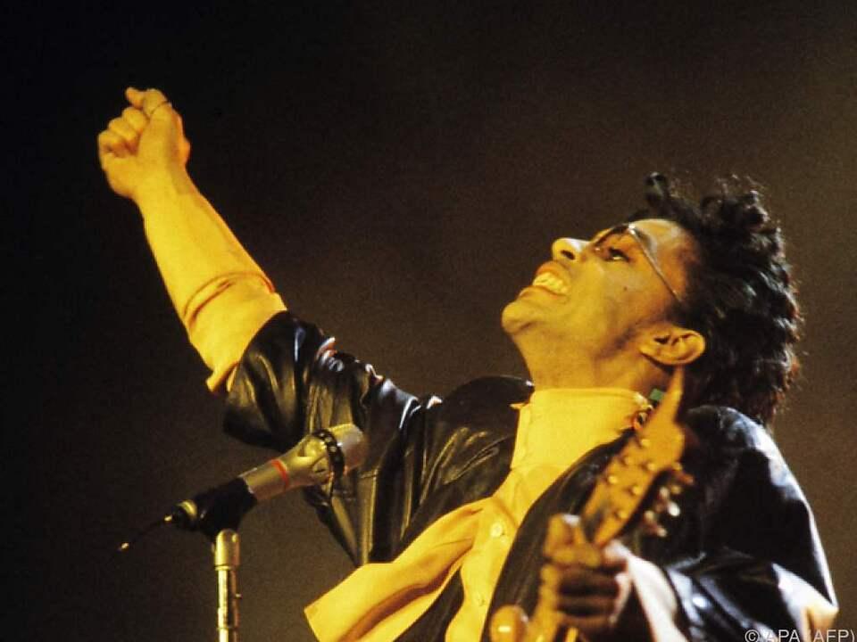 Prince starb überraschend im Alter von 57 Jahren