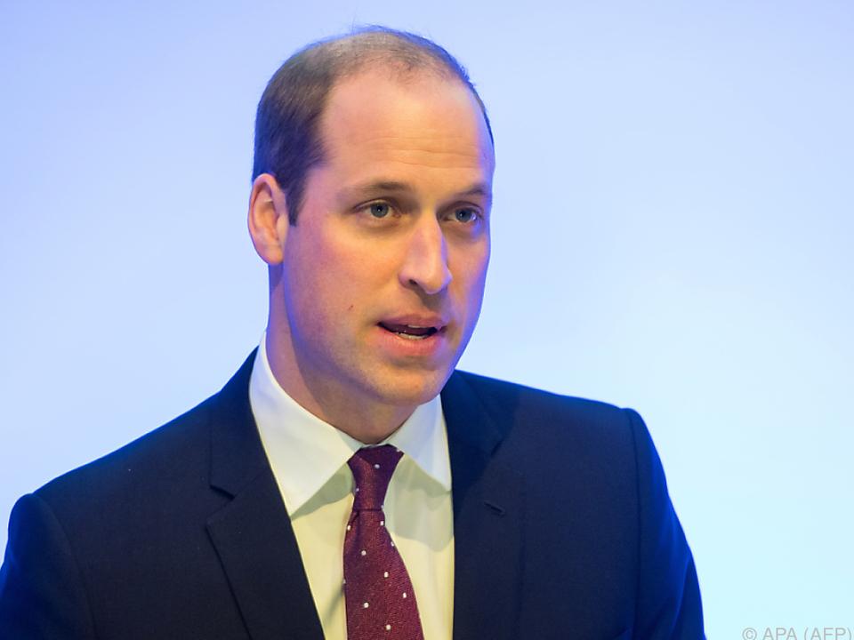Prinz William hatte nach dem Tod seiner Mutter eine schwere Zeit