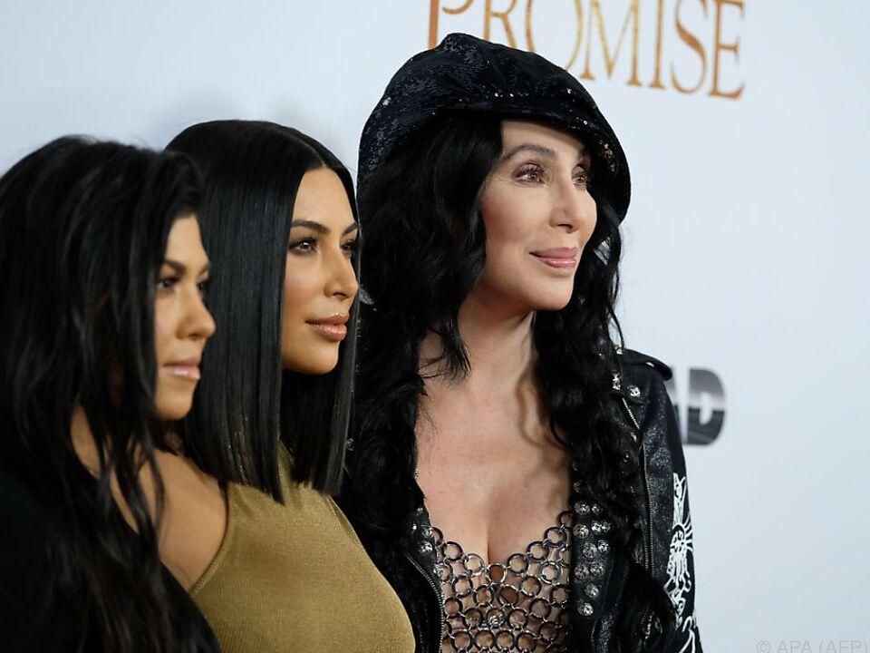 Promis mit armenischen Wurzeln: Cher und die Kardashians
