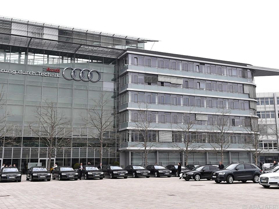 Razzien bei Audi und VW waren rechtmäßig