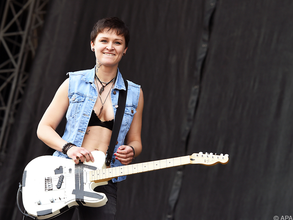 Sängerin Medina Rekic widmet sich neuen Projekten