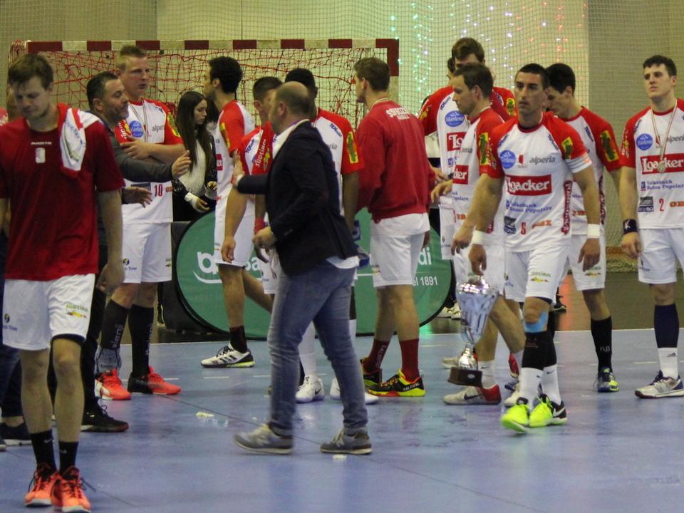 SSV Bozen/Handball Italienpokalfinale