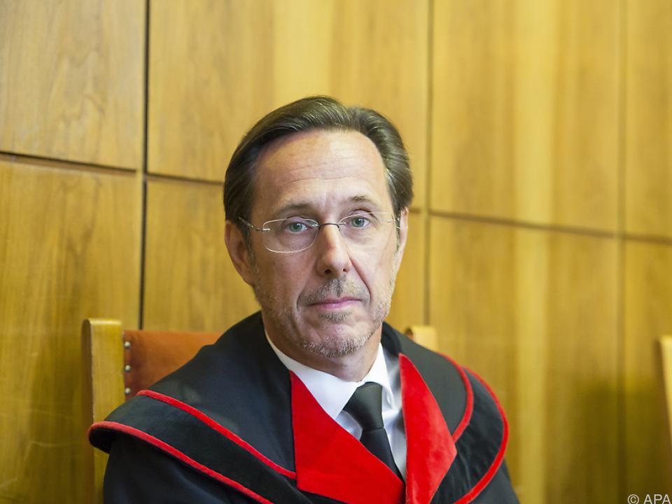 Staatsanwalt Hansjörg Bacher