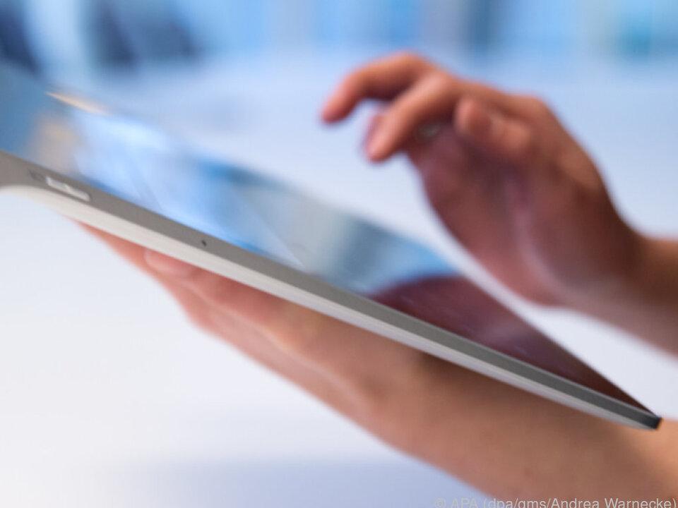 Tablets sind auch als Lesegerät für E-Books praktisch