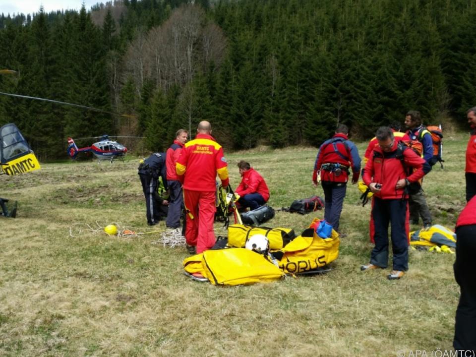 Tragischer Unfall im Südkärntner Grenzgebiet