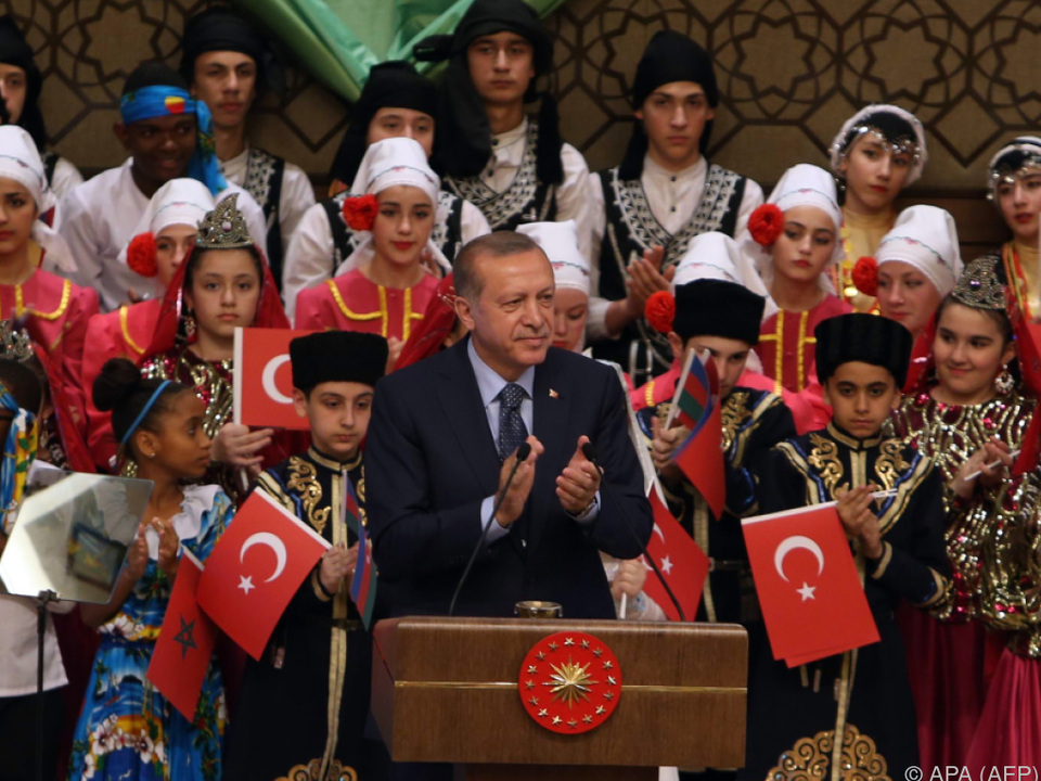 Türkischer Präsident Erdogan will über Todesstrafe abstimmen lassen