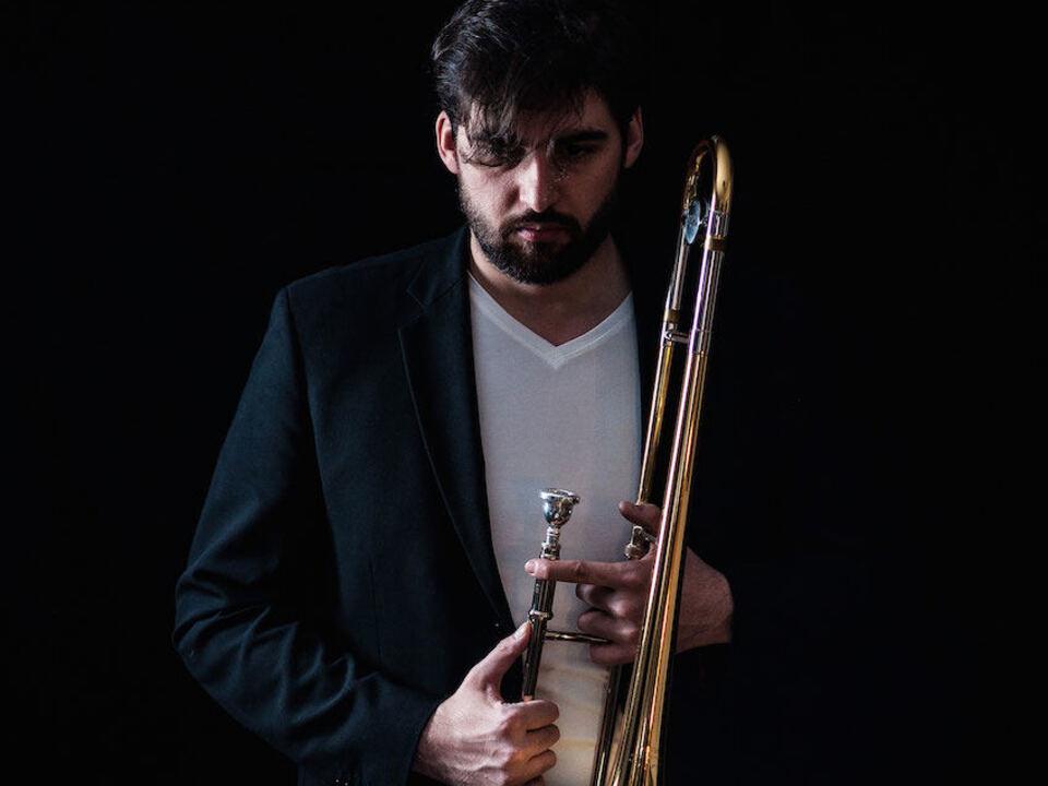 Theodor W. Hanny trombone