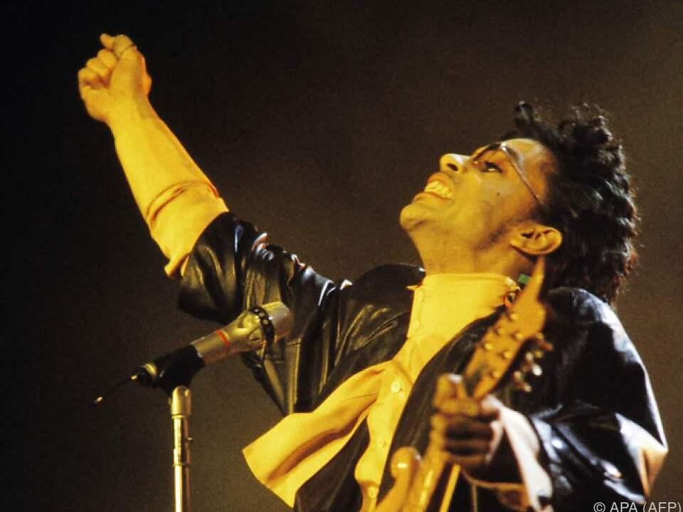 Uneinigkeit über den Nachlass von Prince