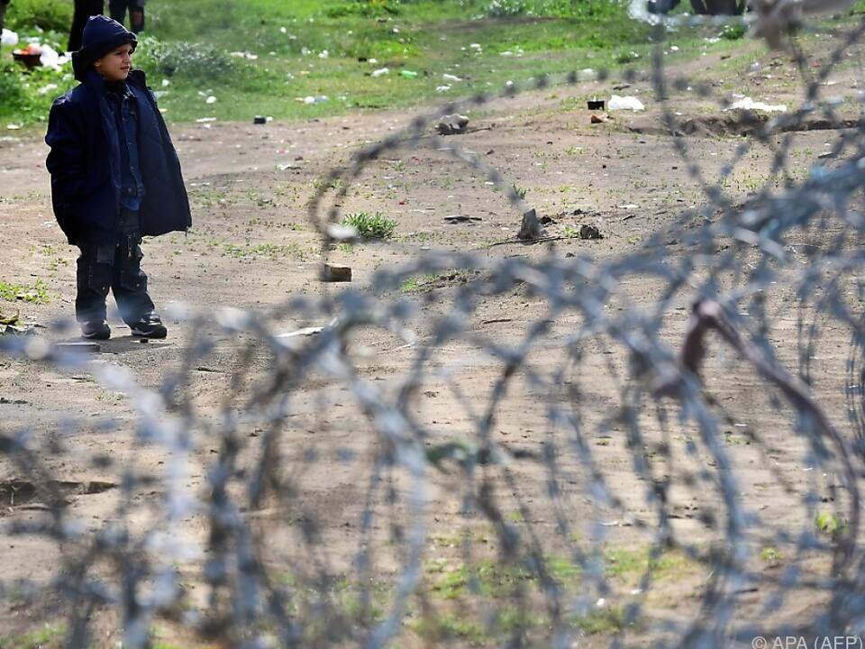 Ungarn wurde mehrfach wegen der Behandlung von Flüchtlingen kritisiert