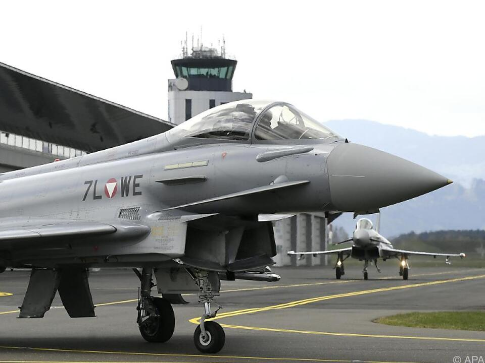 Verdacht des schweren Betrugs in der Causa Eurofighter