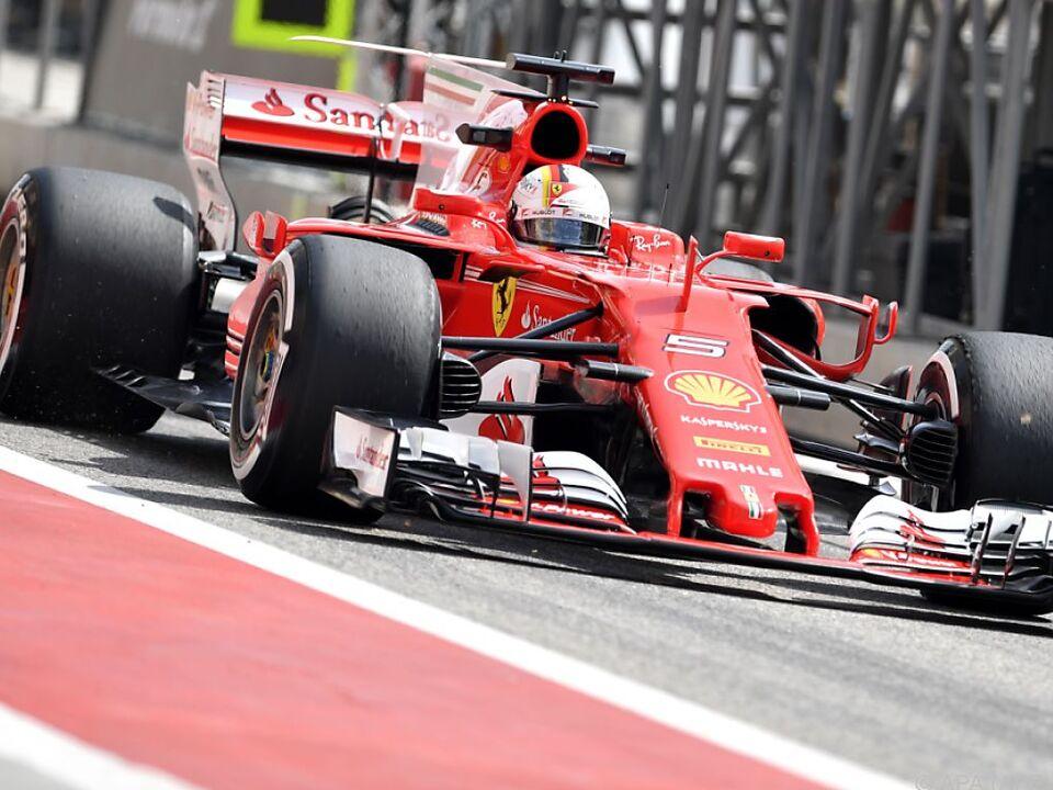 Bahrain: Vettel Dritter im letzten Freien Training - Hamilton Zweiter
