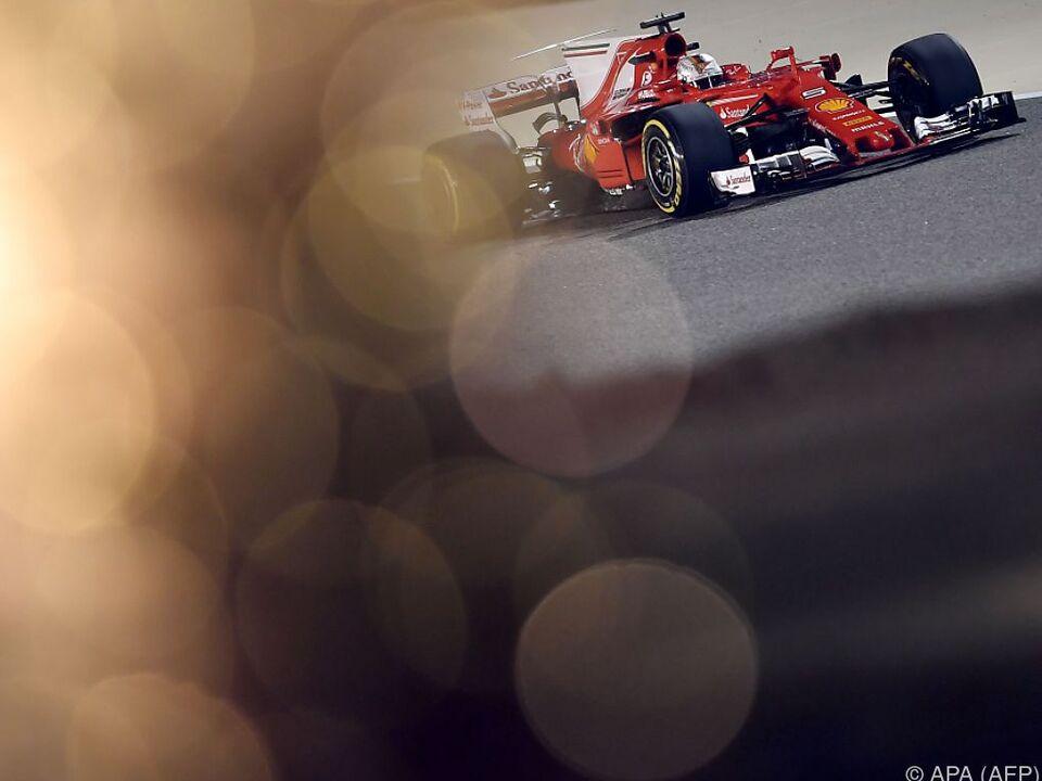 Vettel verteidigt seine Vorgehensweise