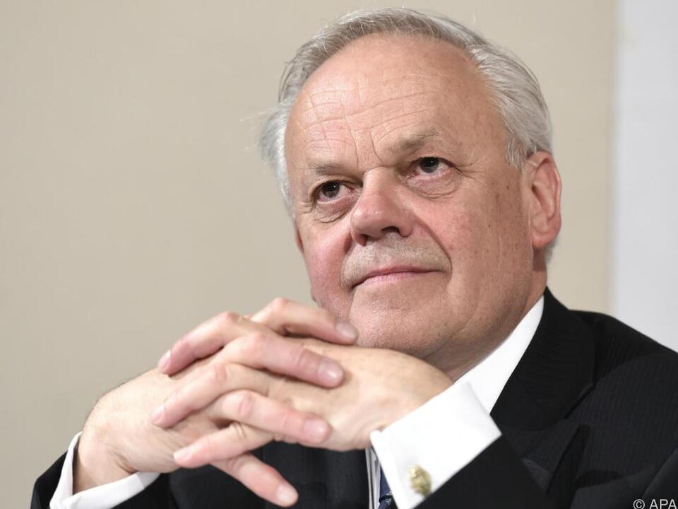 Volksoperndirektor Robert Meyer