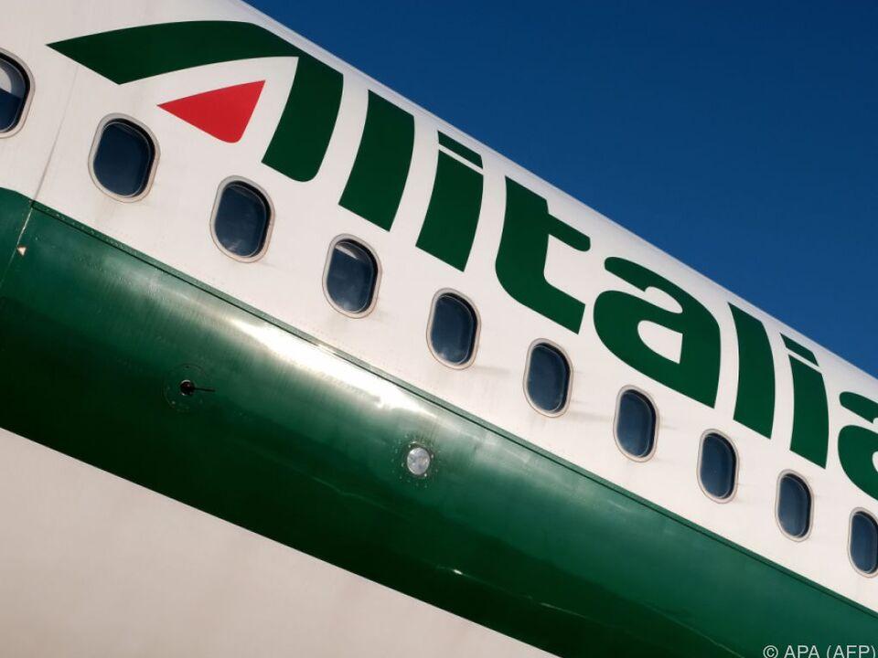 Wieder Ärger bei Alitalia