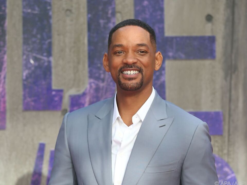 Disneys Aladdin: Hollywoodstar Will Smith soll Dschinni werden