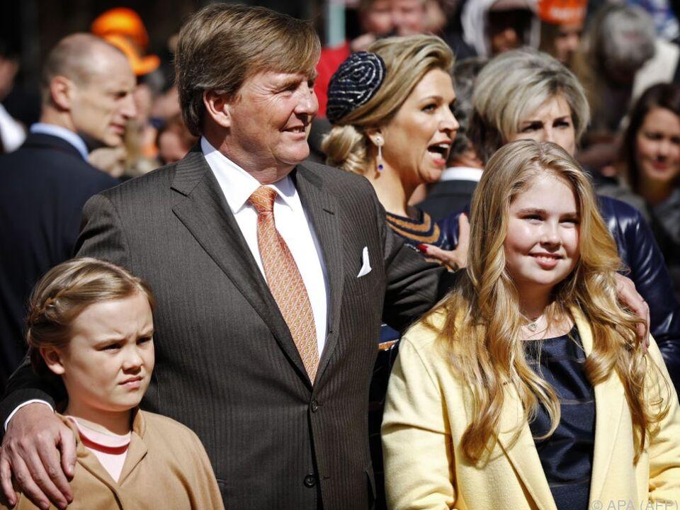 Willem-Alexander plauderte persönlich wie nie zuvor