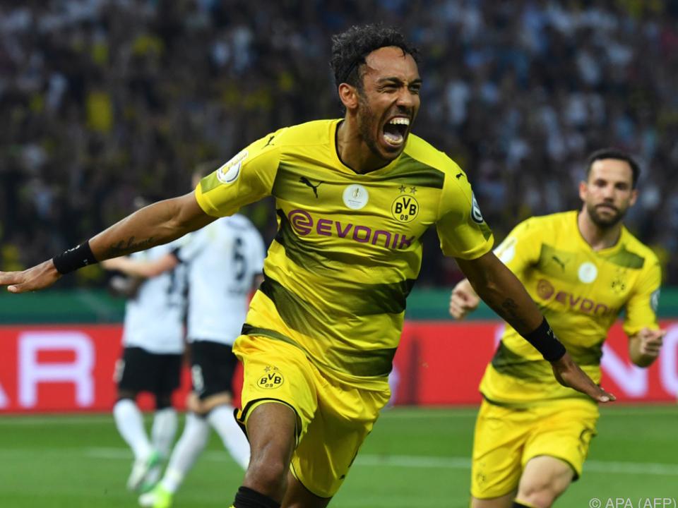 DFB-Pokal-Triumph eine