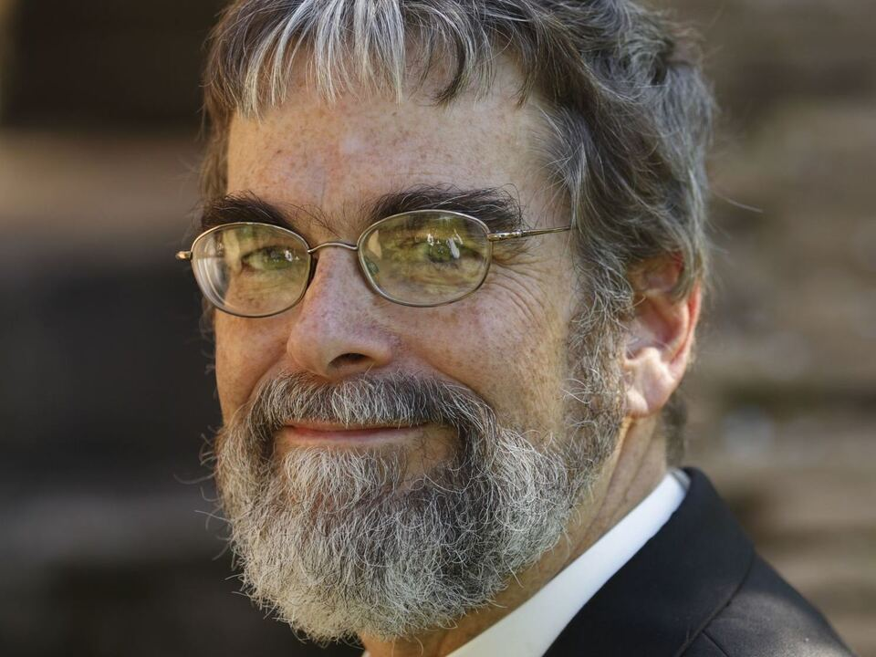 US JESUIT BROTHER GUY CONSOLMAGNO, VATICAN ASTRONOMER