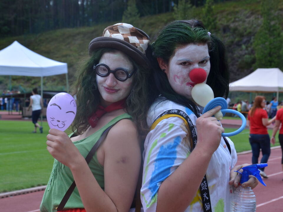 Clowns Kaltern