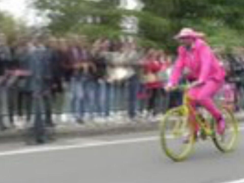 Twitter/Giro d\'Italia