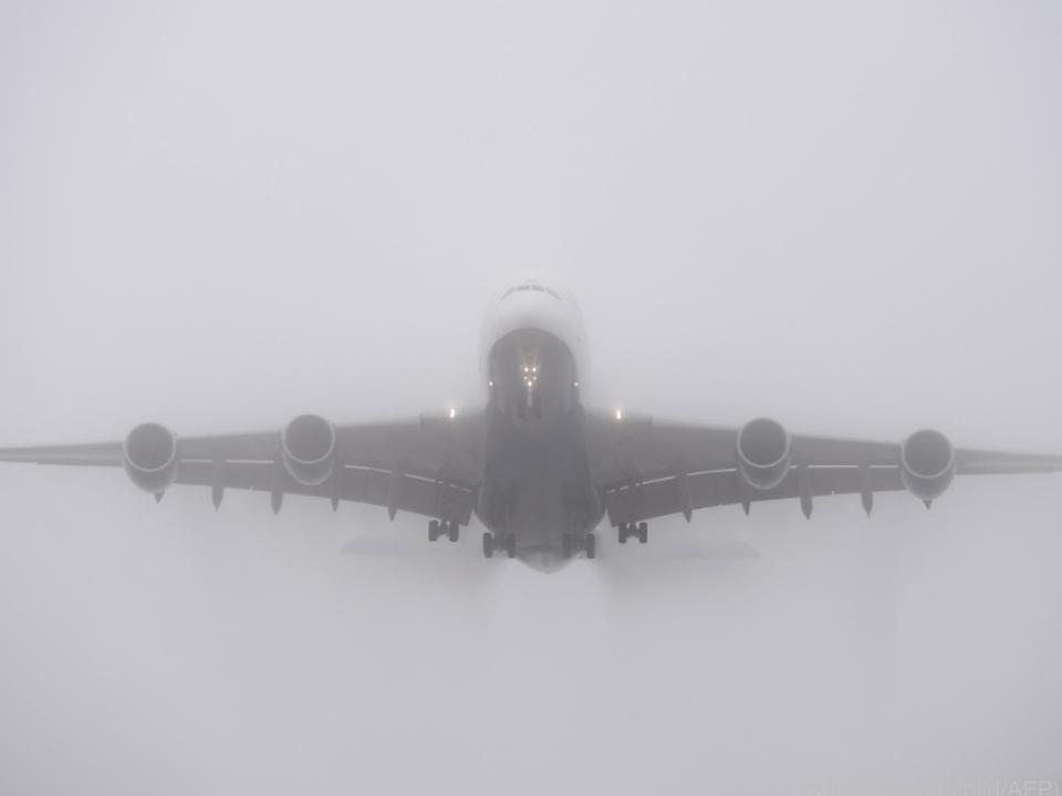 A380 sorgte für heftige Wirbelschleppen