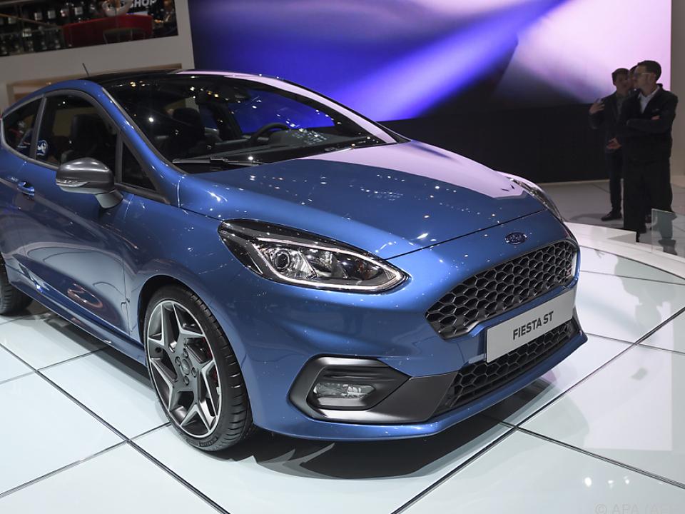 Absatzschwierigkeiten bei Ford