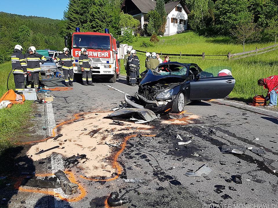 Alkoholisierte 20-jährige Steirerin löste den Unfall aus