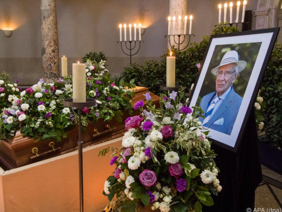 Ammann starb im Alter von 104 Jahren