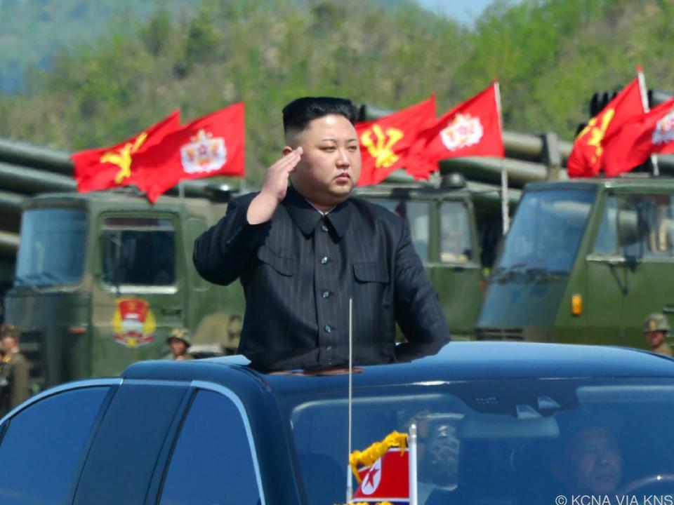 Atomprogramm von Machthaber Kim Jong-Un sorgt für Spannungen mit USA