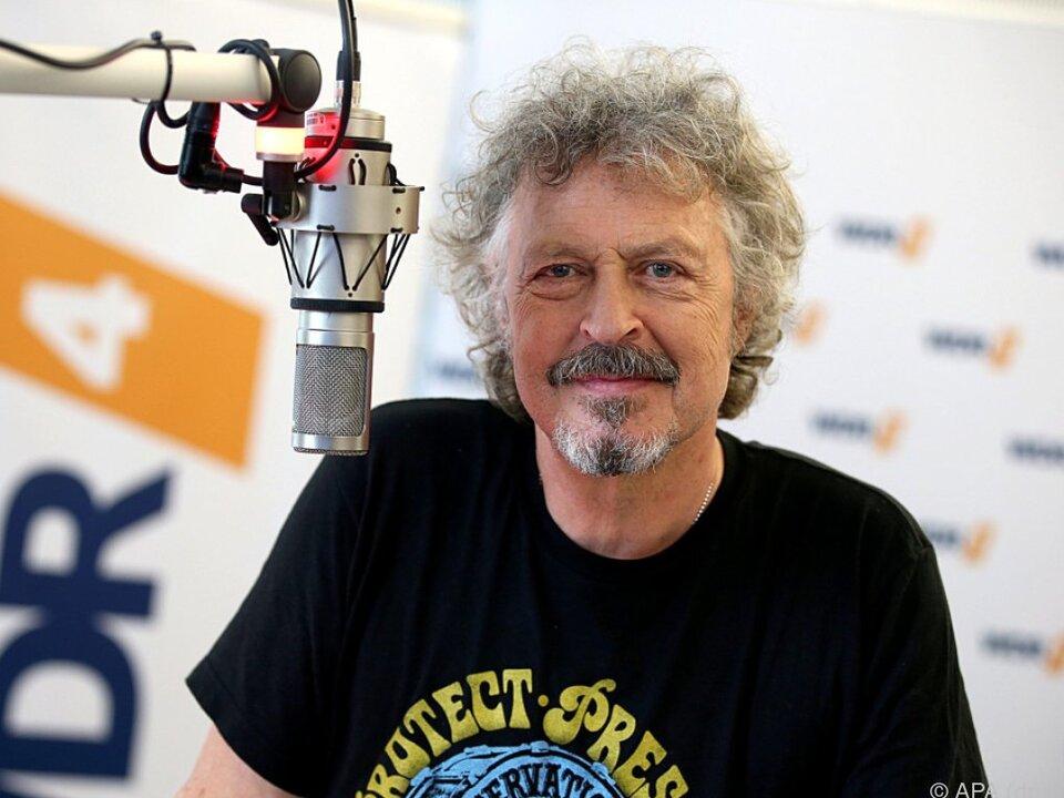 Wolfgang Niedecken wird Radio-Moderator