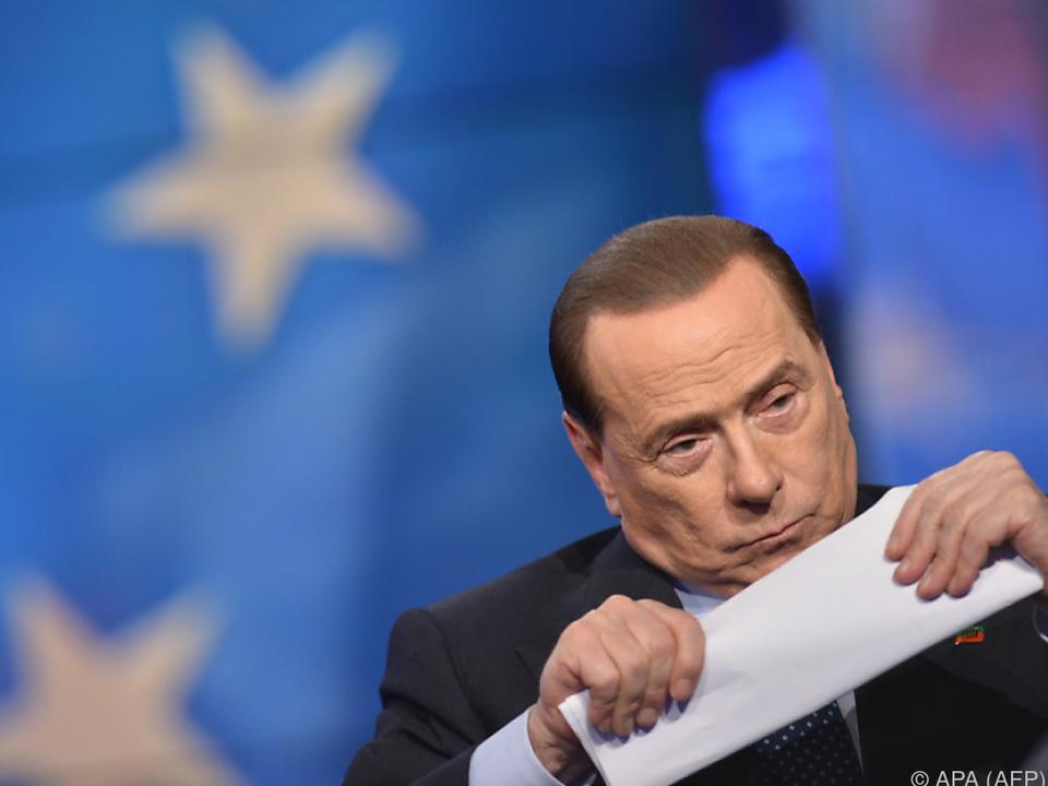 Berlusconi lästerte über Macron
