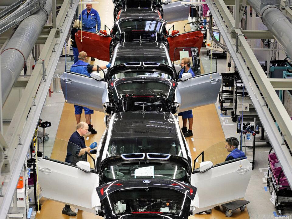 Fehlendes Bauteil legt BMW-Produktion in Leipzig lahm