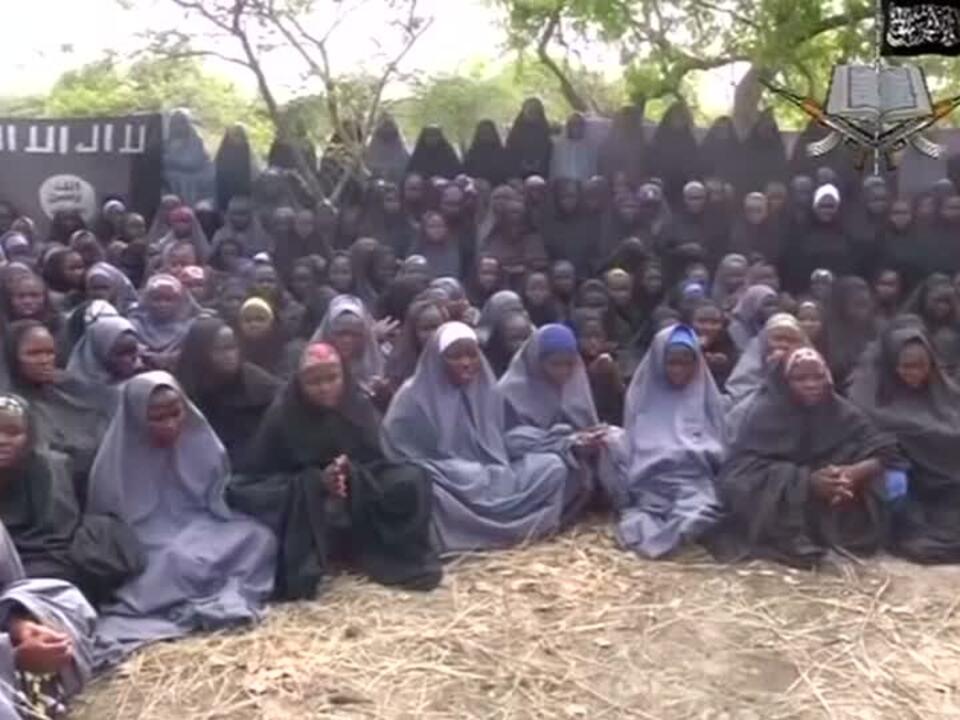 Boko Haram lässt bei Tausch 82 entführte Mädchen frei
