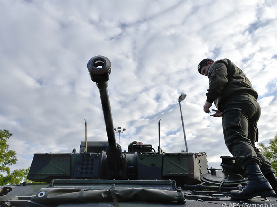 Bundesheer mit 700 Soldaten am Balkan