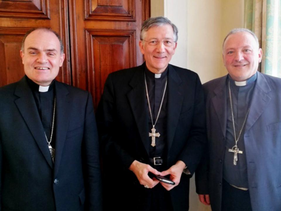 Regionale Bischofskonferenz/Bischof Muser
