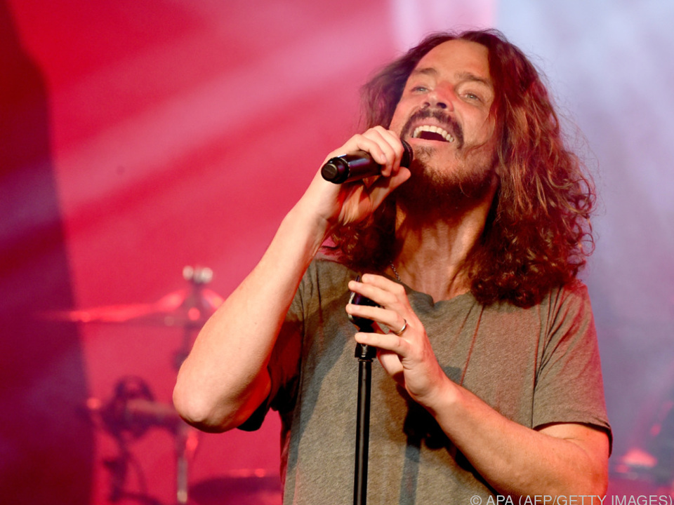 Chris Cornell war Frontman von Soundgarden und Audioslave