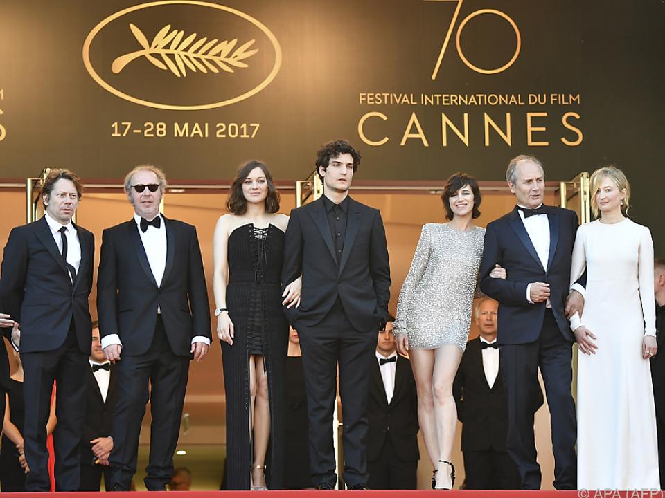 Das Filmfestival wurde eröffnet