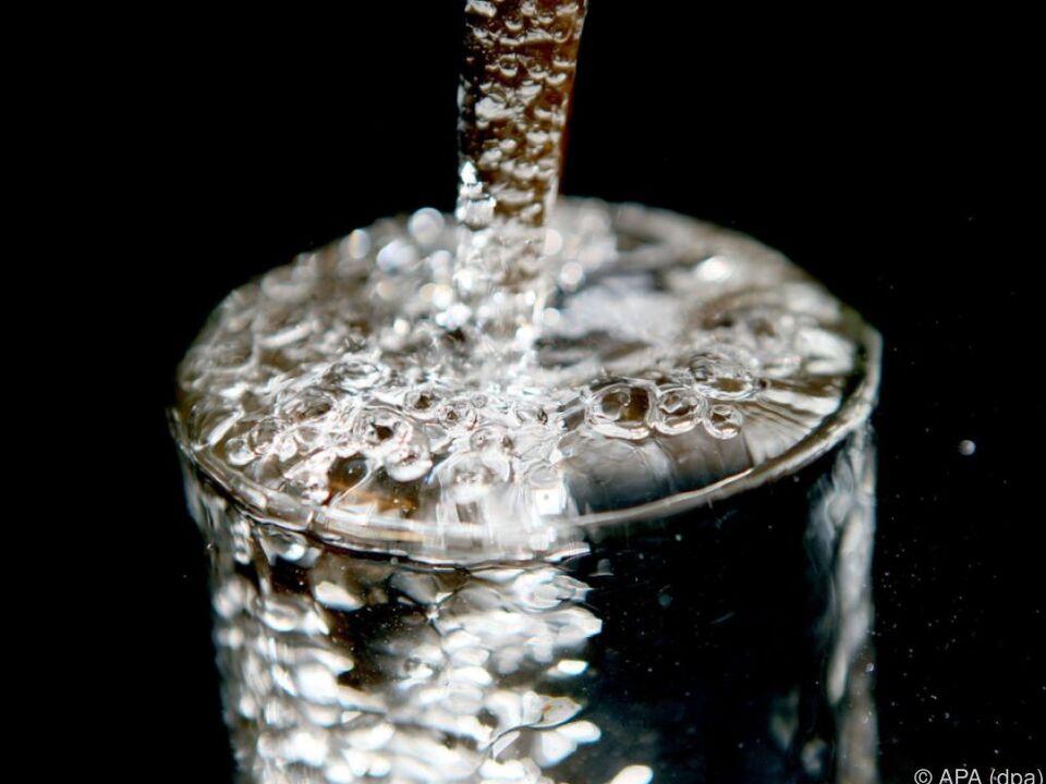 Das manipulierte Trinkwasser verursachte diverse Beschwerden