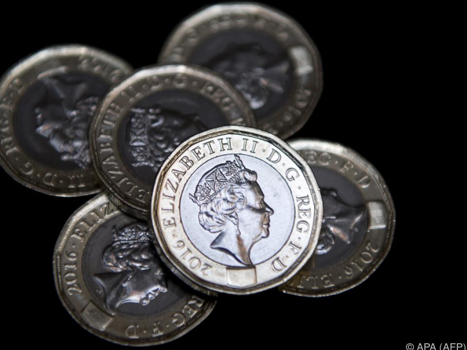 Das Pfund erlebt instabile Zeiten