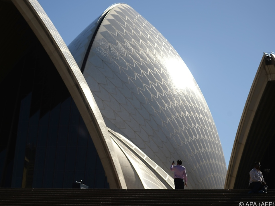 Das Sydney Opera House wird generalsaniert